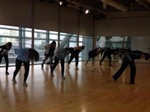 Dance Workshop at the Lowry Theatre