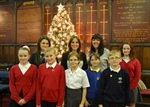 Salford City Academy Spreads Christmas Cheer