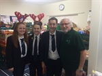 Students Support Trussell Trust Food Drive