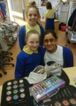 Budding Beauticians Visit Academy Salon