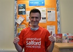 Thumbs Up for Salford Uni