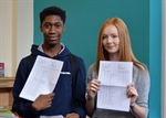 Salford City Academy Students Celebrate GCSE Results