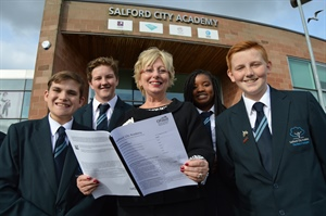 Ofsted Judges Academy a 'GOOD' School
