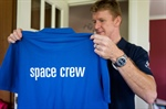 Salford City Academy 'tri' the Space to Earth Challenge