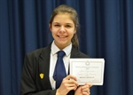 Julia is a Maths Whizz!