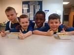 Pupils Get to 'Wok'