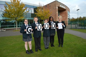 Students Broadcast 'Good' News