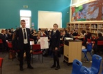 Prefects talk Success!