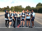 Year 9 Girls Netball Rally