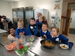 Parent and Child Healthy Eating Cookery Classes