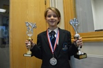 More Karate Wins for Keira
