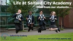 Life at Salford City Academy