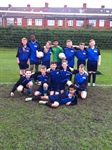 Year 7 team play in Cup Final match