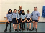 Girls' Dodgeball Result