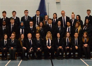 Goodbye and Good Luck Year 11
