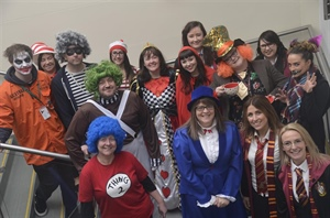 SCA Celebrates World Book Day