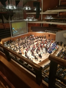 Year 7 Trip To Halle Orchestra Hits The Right Note