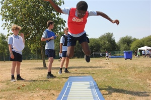 Sun, Sprints And Sportsmanship Makes For A Perfect SCA Sports Day
