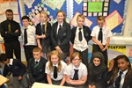 Year 7 Maths Winners