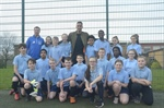 SCA Students Experience Premier League Class