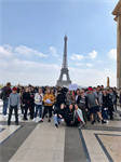 SCA Paris Trip Creates Lasting Memories