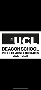 UCL Beacon School in Holocaust Education 2020-2021