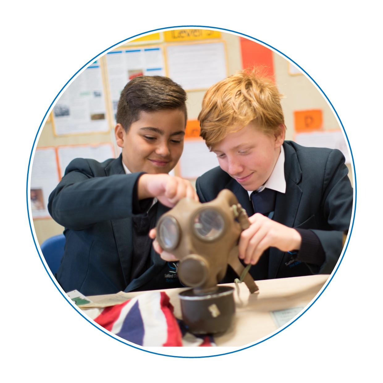 Salford City Programme Gainsborough: Salford City Academy > Curriculum > Curriculum Introduction